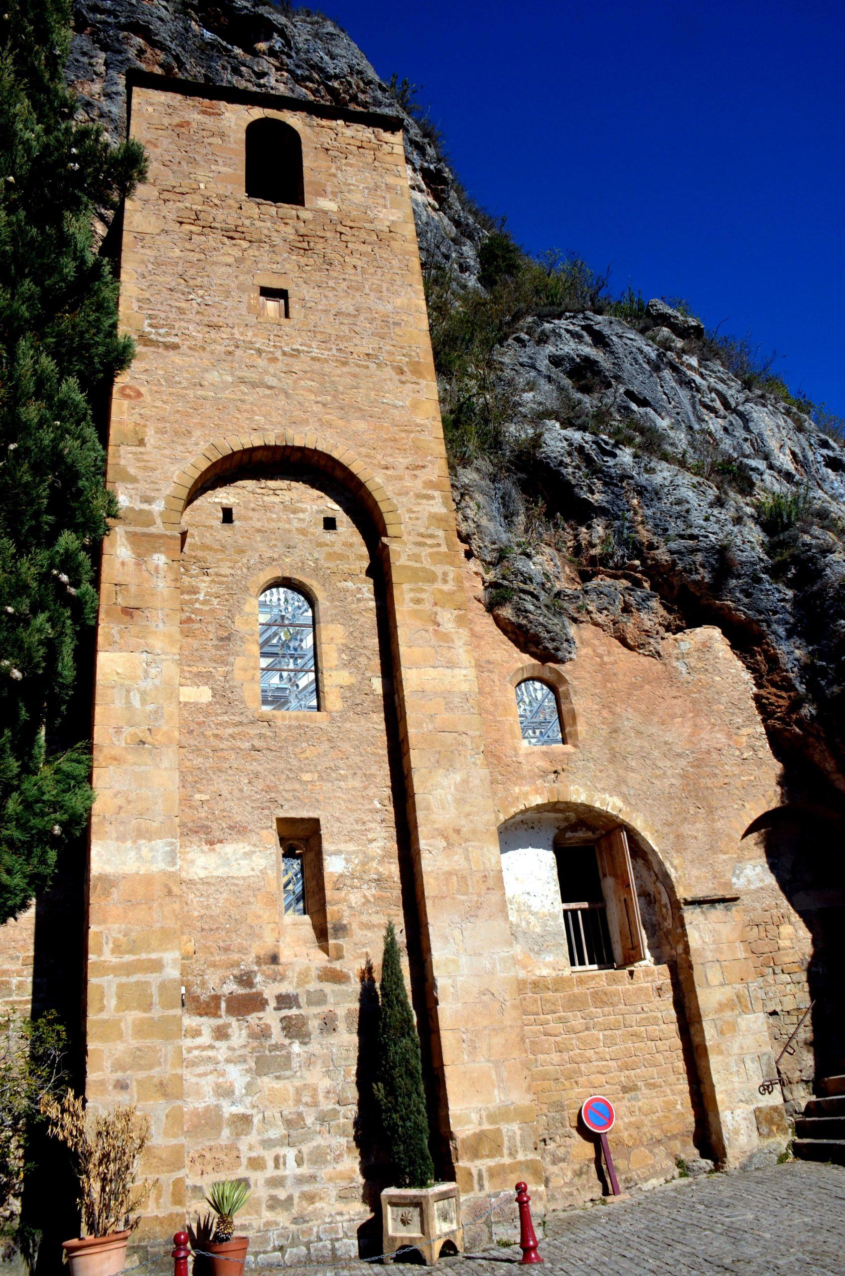 L'Église Troglodytique